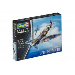 1:72 Spitfire Mk. IIa
