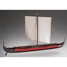 1:35 Viking Longship
