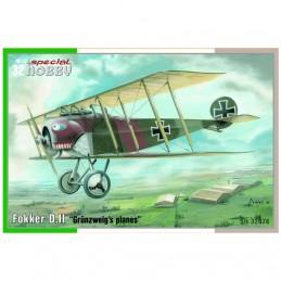 1:32 Fokker D.II...