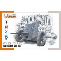 1:72 3,7 cm PaK 36 'German...