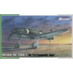 1:32 Heinkel He 100D-1...