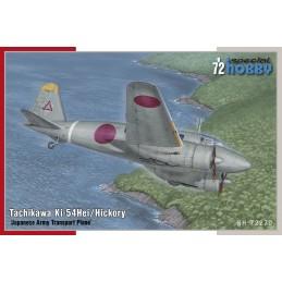 1:72 Tachikawa Ki-54Hei '...