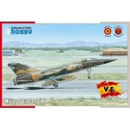 1:72 Mirage F.1 CE/CH