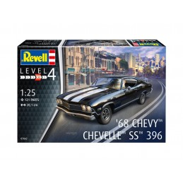 1:24 1968 Chevy Chevelle