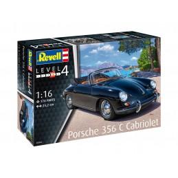 1:16 Porsche 356 Convertible