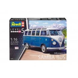 "1:16 Volkswagen T1 ""Samba Bus"""