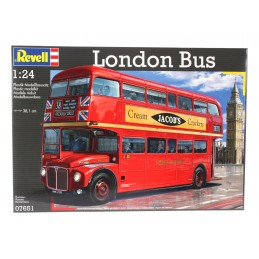 1:24 BUS 1/24 LONDON BUS