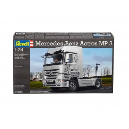 TRUCKS 1/24 MERCEDES-BENZ
