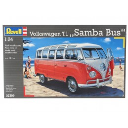 CARS 1/24 VW T1 SAMBA BUS