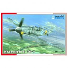 1:72 Messerschmitt Bf...