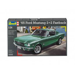 1:24 FORD MUSTANG 2+2