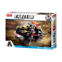 CAR CLUB-OFFROAD - Black