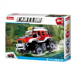 CAR CLUB-OFFROAD - Red
