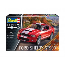 1:25 2010 FORD SHELBY