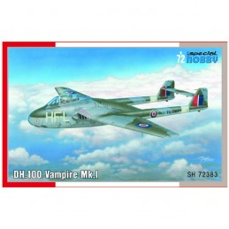 1:72 DH.100 Vampire Mk.I...