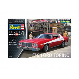 CARS 1/25  76´ FORD TORINO