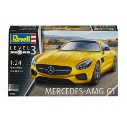 1:24 MERCEDES AMG GT