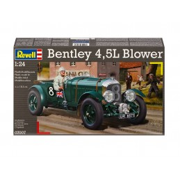 1:24 BENTLEY 4,5L BLOWER