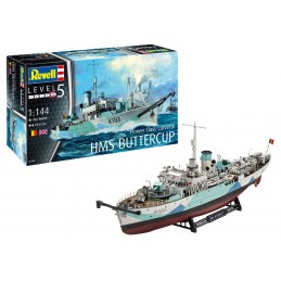1:144 HMS BUTTERCUP