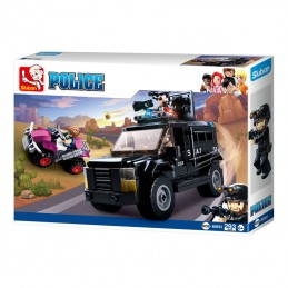 POLICE II- SWAT Truck