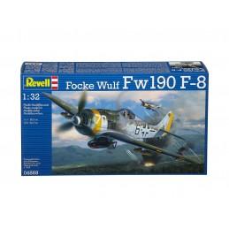 1:32 FOCKE WULF FW 190 F-8