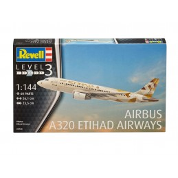 PLANES 1/144 AIRBUS A320