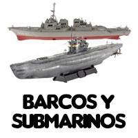 BARCOS Y SUBMARINOS
