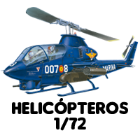 HELICOPTEROS 1/72
