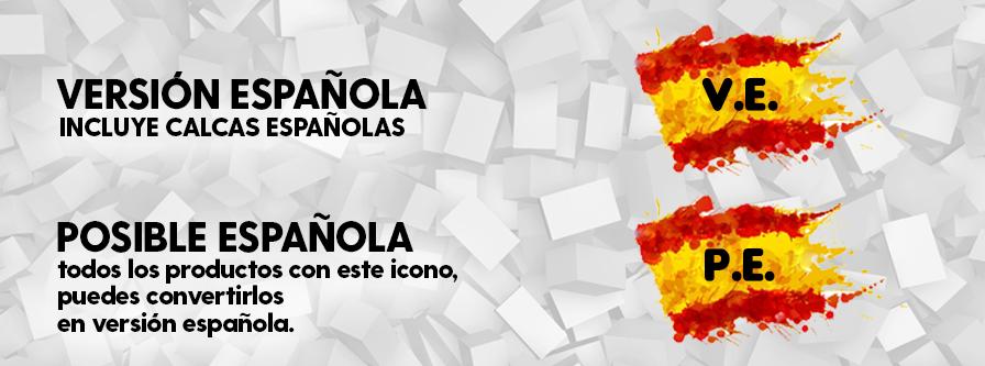 version española